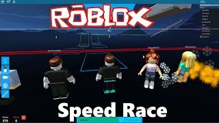 ROBLOX - Who Will Arrive the First? Speed Race
