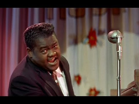 Fats Domino - Blue Monday (1957) - HD