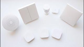 Умный дом Xiaomi. Часть 1. Что я заказал
