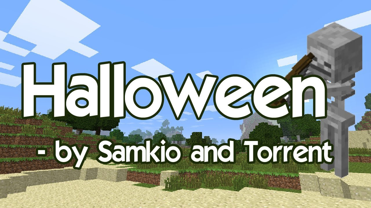 Happy Halloween! - with Samkio and Torrent - YouTube