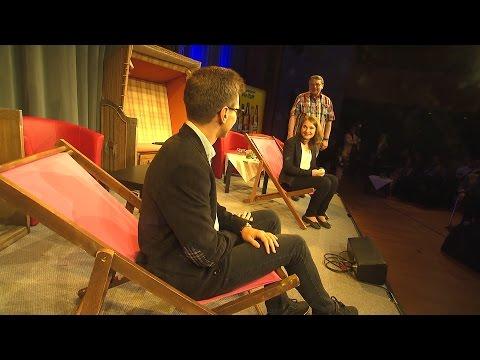 10. MOZ - Talk im Kleist Forum Frankfurt (Oder) mit Steffen Möller & Ute Freudenberg