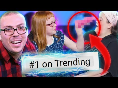 WHY IS THIS ON TRENDING (ASOT)