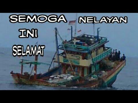 Lagi viral#Kapal nelayan rembang hampir tenggelam karena bergoyang