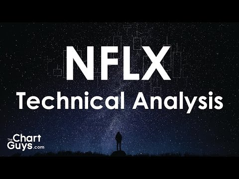 NFLX Technical Analysis Video 8/20/2016
