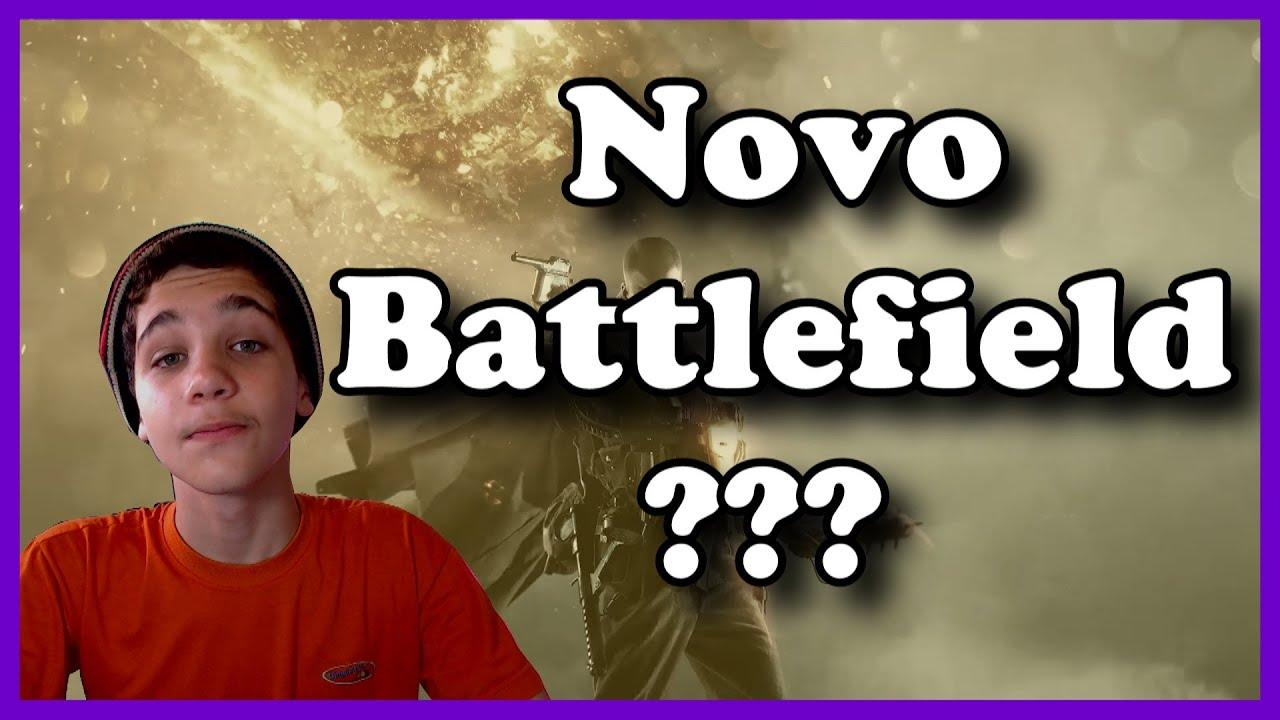 Novo Battlefield? Vlog!