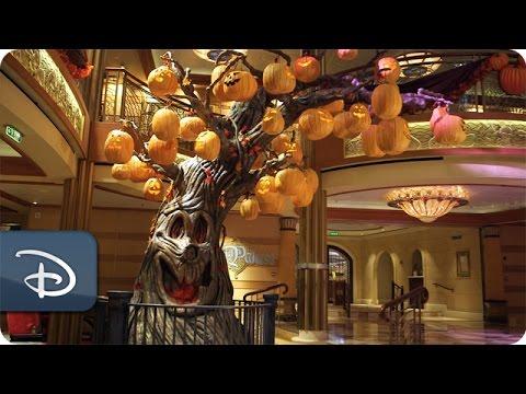 Halloween en Disney Dream Cruise