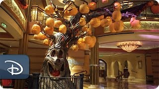 Halloween on the High Seas | Disney Cruise Line