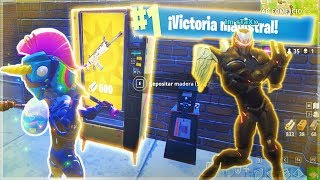 POKER ME REVIENTAN EH?! FORTNITE BATTLE ROYALE