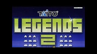 Taito Legends 2 ps2 gameplay