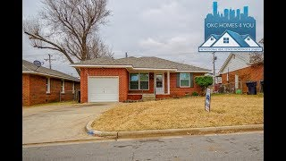 Home for Rent in OKC 3BD/1BA, 2852 N Ann Dr, by OKC Homes 4 You