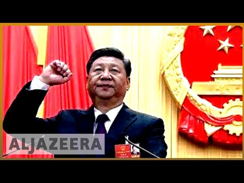 🇨🇳 Xi Jinping elected for second term after a unanimous vote | Al Jazeera English