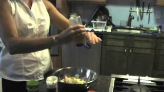 Cooking With Janie: Deviled Egg Salad Sandwich