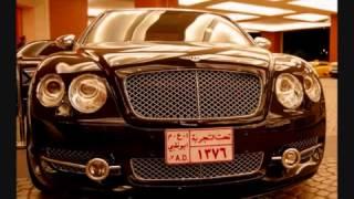 Les voitures de luxe des riches arabes