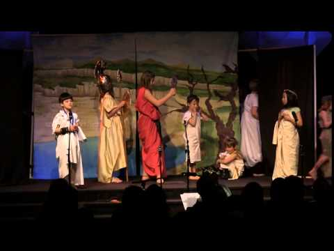 Drama 4 Kids The Greek Gods