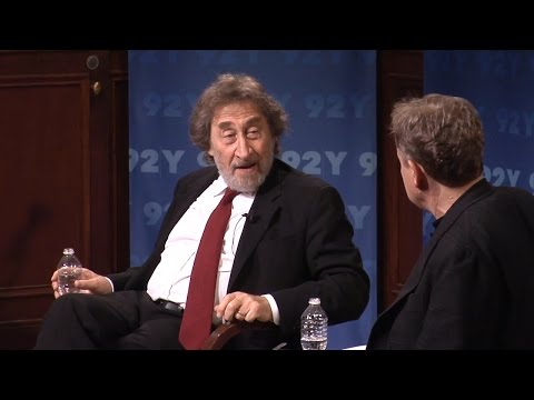 Howard Jacobson and James Shapiro discuss Shakespeare and the Jews