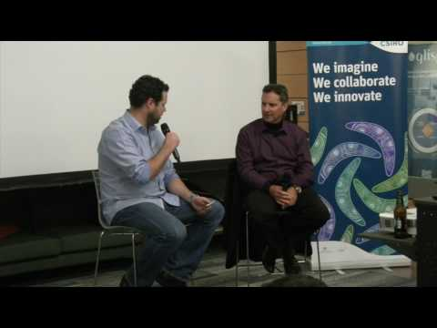 Dr Larry Marshall, CEO of CSIRO | Aussie Founders Network | Fireside Chat