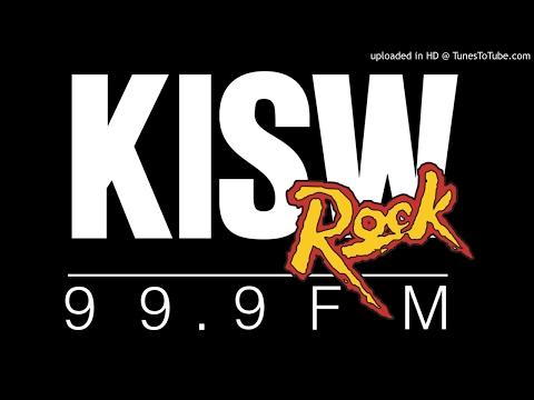 99.9 FM KISW Seattle - January 1995 - Cathy Faulker
