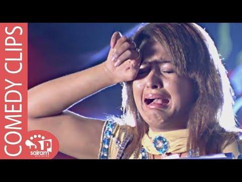 New Comedy Rekha Thapa With Bhuwan KC पहिलो पल्ट अडिसनमा रेखा थापा यसरि रोइन | Movie Clip |