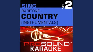 Puttin' The Dark Back Into The Night (Karaoke With Background Vocals) (In the Style of Sawyer...