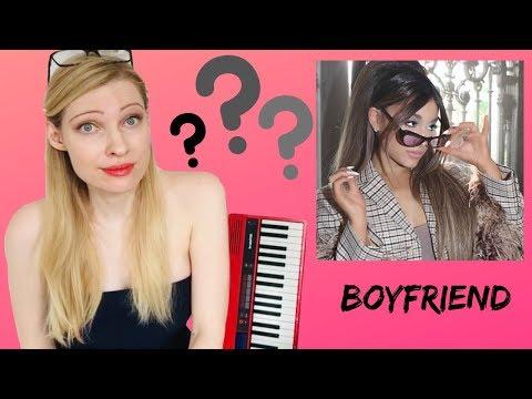 ARIANA & SOCIAL HOUSE - Boyfriend ian&39;s Reaction & Review