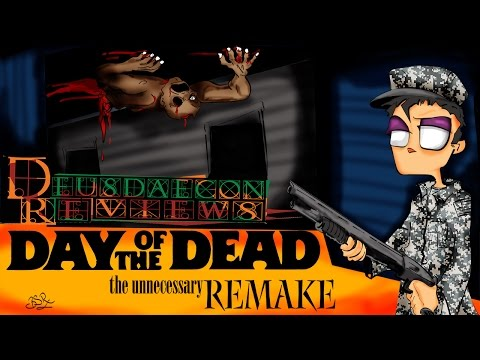 Day Of The Dead Remake: Deusdaecon Reviews