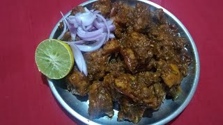 Simple & Easy Spicy Chicken Dry Fry