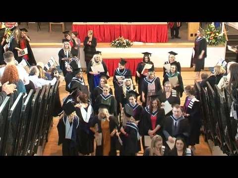 LIT Conferring 2017 - Applied Social Sciences & Food and Tourism (Moylish)