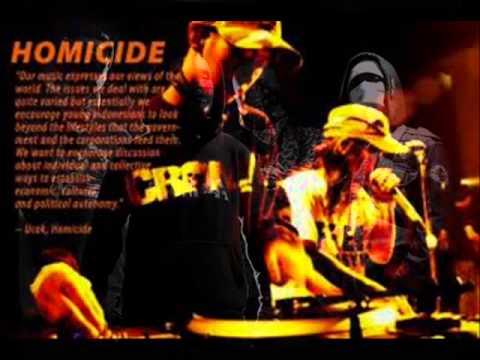 Homicide - Belati Kalam Profan