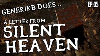 "Minecraft Adventure Map: A Letter From Silent Heaven Ep05 - ""Maria! NooOOoooOOoo!!!"""