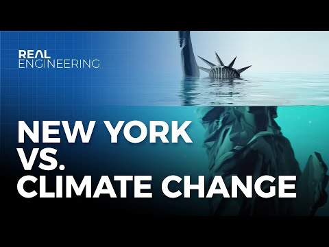 Will New York Be Underwater by 2050?