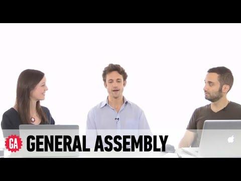 General Assembly Extra Credit #2 featuring Brett Martin of Sonar