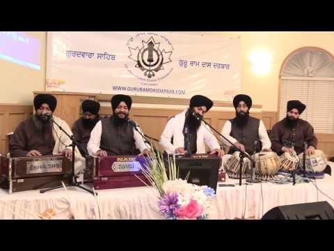 Kar Kirpa Kirpaal - Bhai Gagandeep Singh, Sri Ganga Nagar at Guru Ram Das Darbar, Calgary