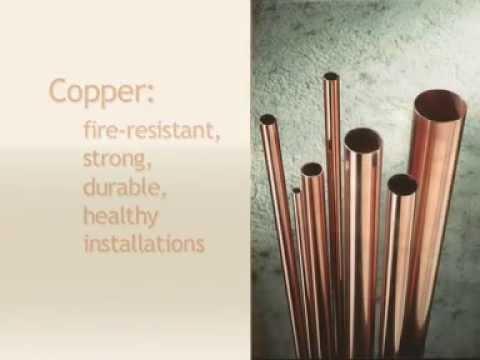 Applicazioni del tubo di rame per gli impianti un test for Rubinetti per tubi di rame
