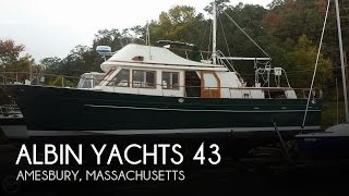 [UNAVAILABLE] Used 1988 Albin 43 in Amesbury, Massachusetts