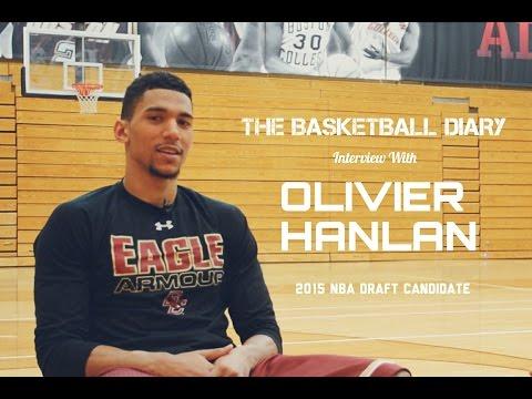 Olivier Hanlan Of Boston College Talks Growing Up In Quebec, NBA Draft Preparations, Outside Hobby