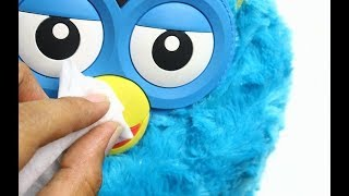 Turning Your Furby Evil