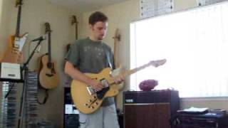 """The Killers """"Uncle Jonny"""" (guitar cover)"""