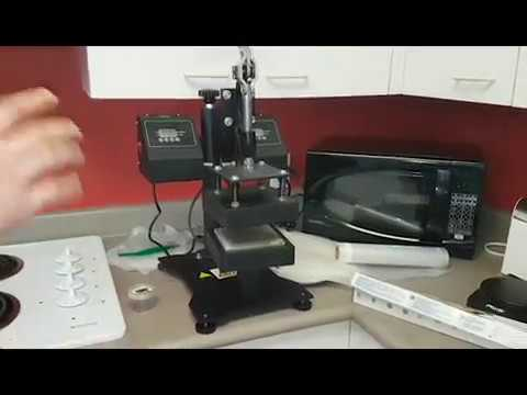 HOW TO MAKE ROSIN! USING THE NEW ROSIN PRESS!