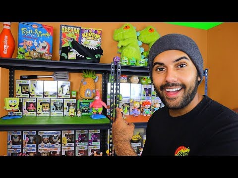 AD&39;s World&39;s $10000 Nickelodeon and FUNKO POP Collections WORLDS BIGGEST