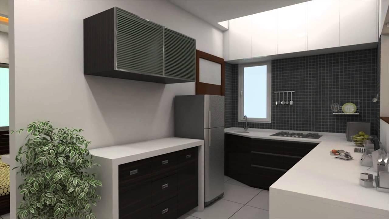Suvas oram 2bhk flat walkthrough youtube for Interior designs 2bhk flat