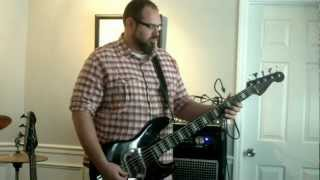 Seven Mary Three - Cumbersome bass cover