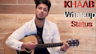 KHAAB (2K19)  Very Heart Touching Love Story  Whatsup Status  Official Punjabi Song(RS Creation)