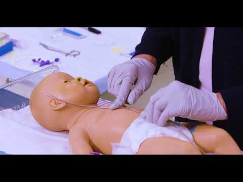 Pediatric NG Tube Placement/Verification Video for Professionals