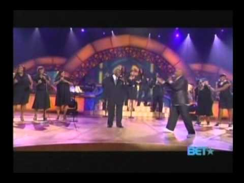F.C. Barnes, Darrell Luster & The North Carolina Community Mass Choir On Bobby Jones Gospel