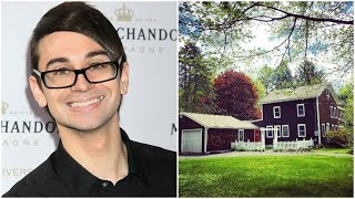 Home Tour  : Christian Siriano's Connecticut Home