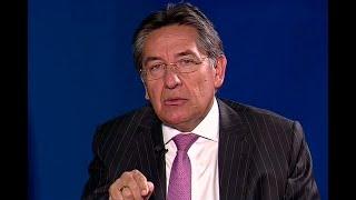 Néstor Humberto Martínez admite que conoció de irregularidades en Odebrecht antes de ser fiscal