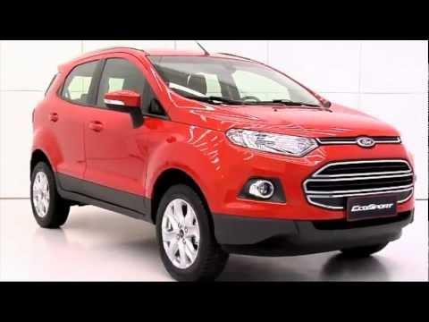 el ford ecosport 2012 por fuera y por dentro visionmotor