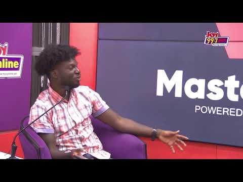 Joy Business Masterclass is live with Yaw Anim Barnafo on Joy 99.7 FM.  (28-4-2021)