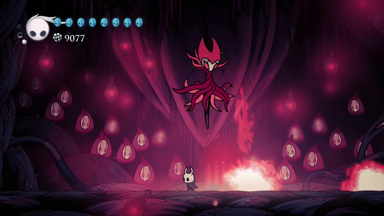 Hollow Knight Boss 34 - Nightmare King Grimm - YouTube