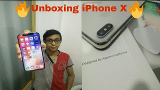 Unboxing and review of iPhone X🔥🔥🔥By Chaitanya Pimputkar
